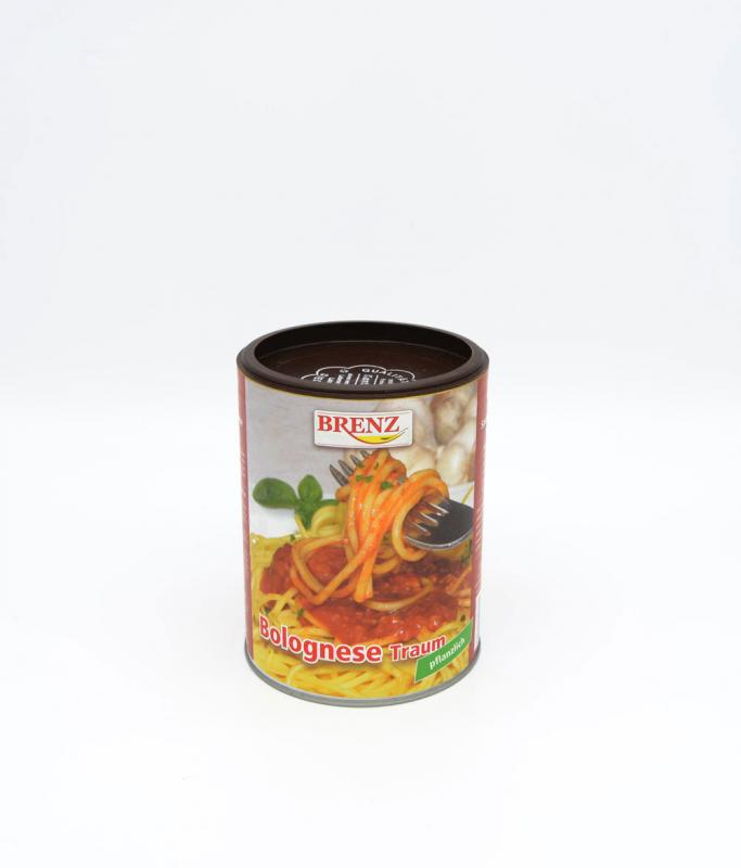 Brenz Bolognese Traum (Sauce Bolognese pflanzlich)